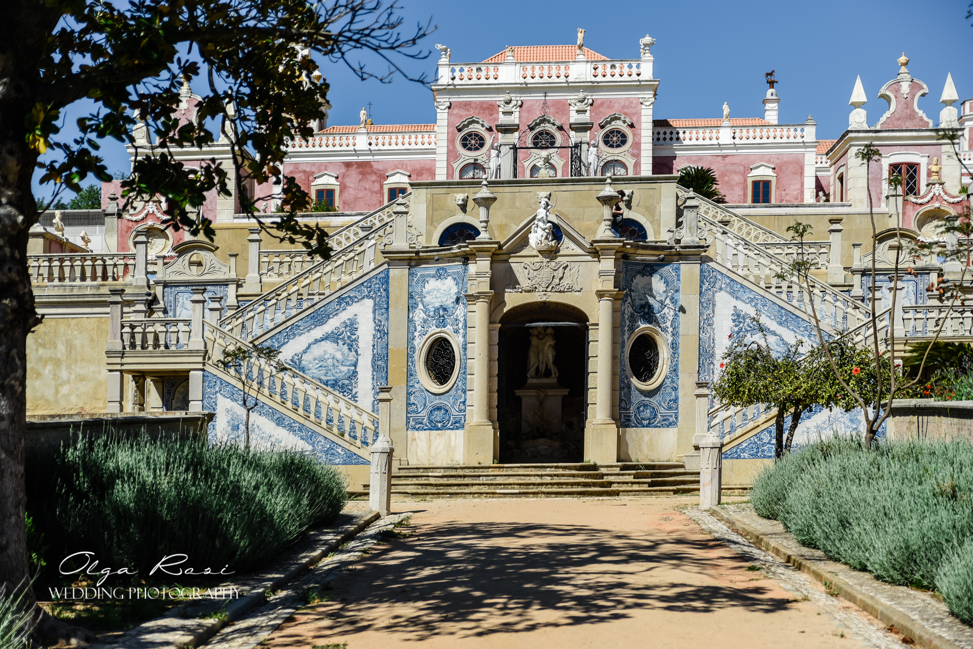 Palacio de Estoi, Faro – excellent wedding venue