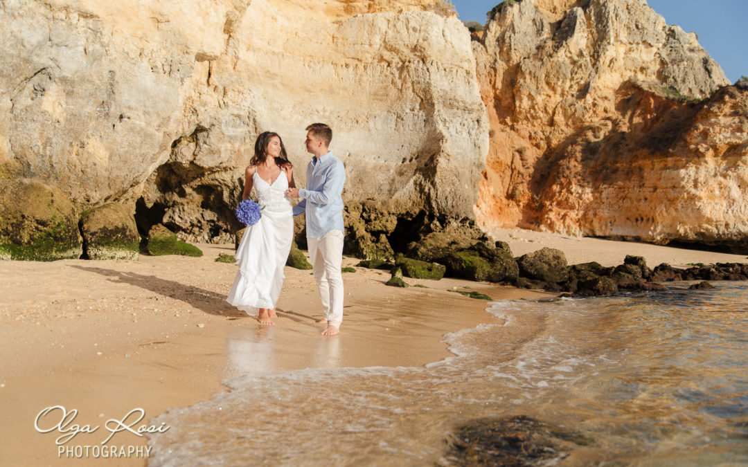 Algarve wedding photographer – Olga Rosi