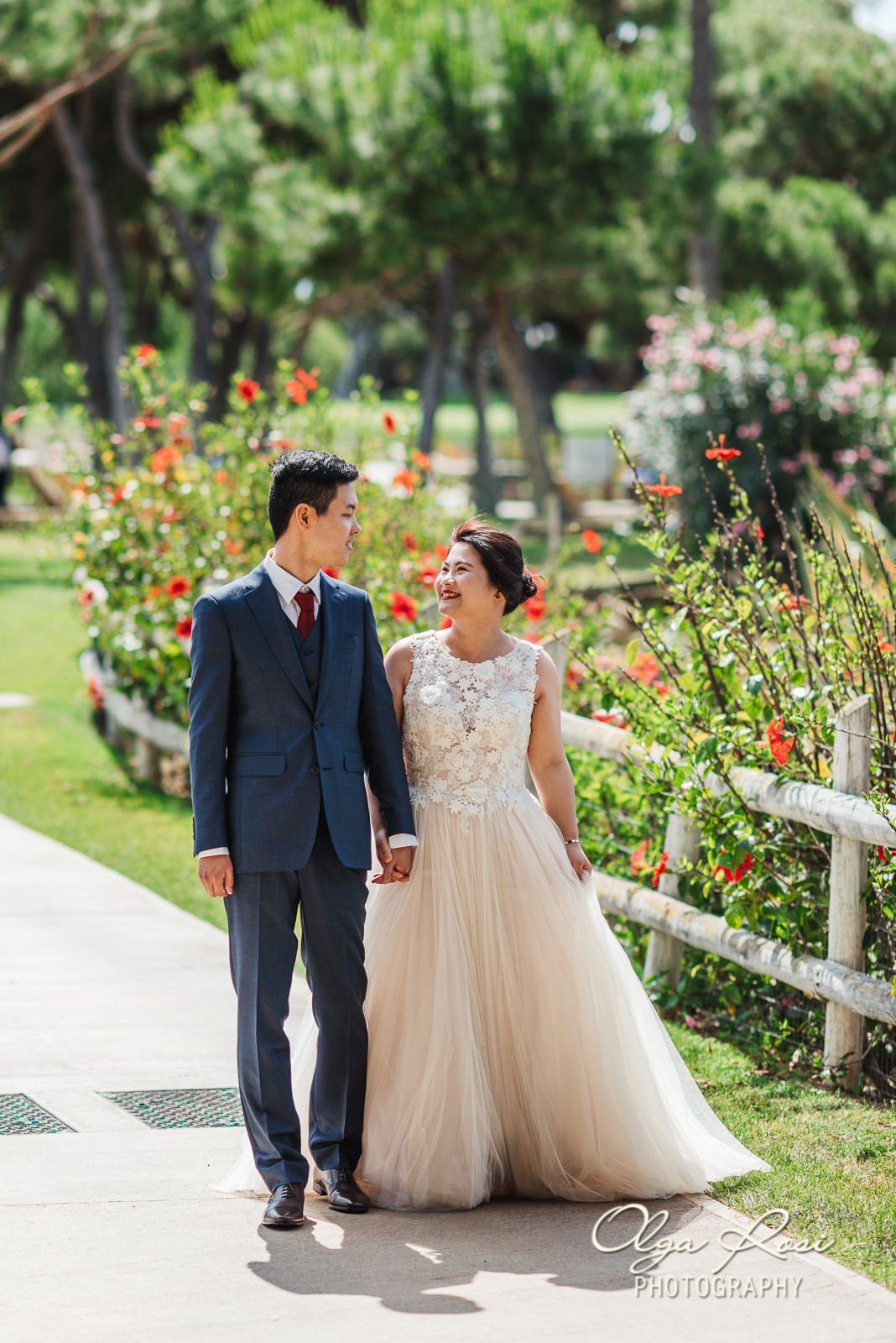 Pine Cliffs wedding photographer