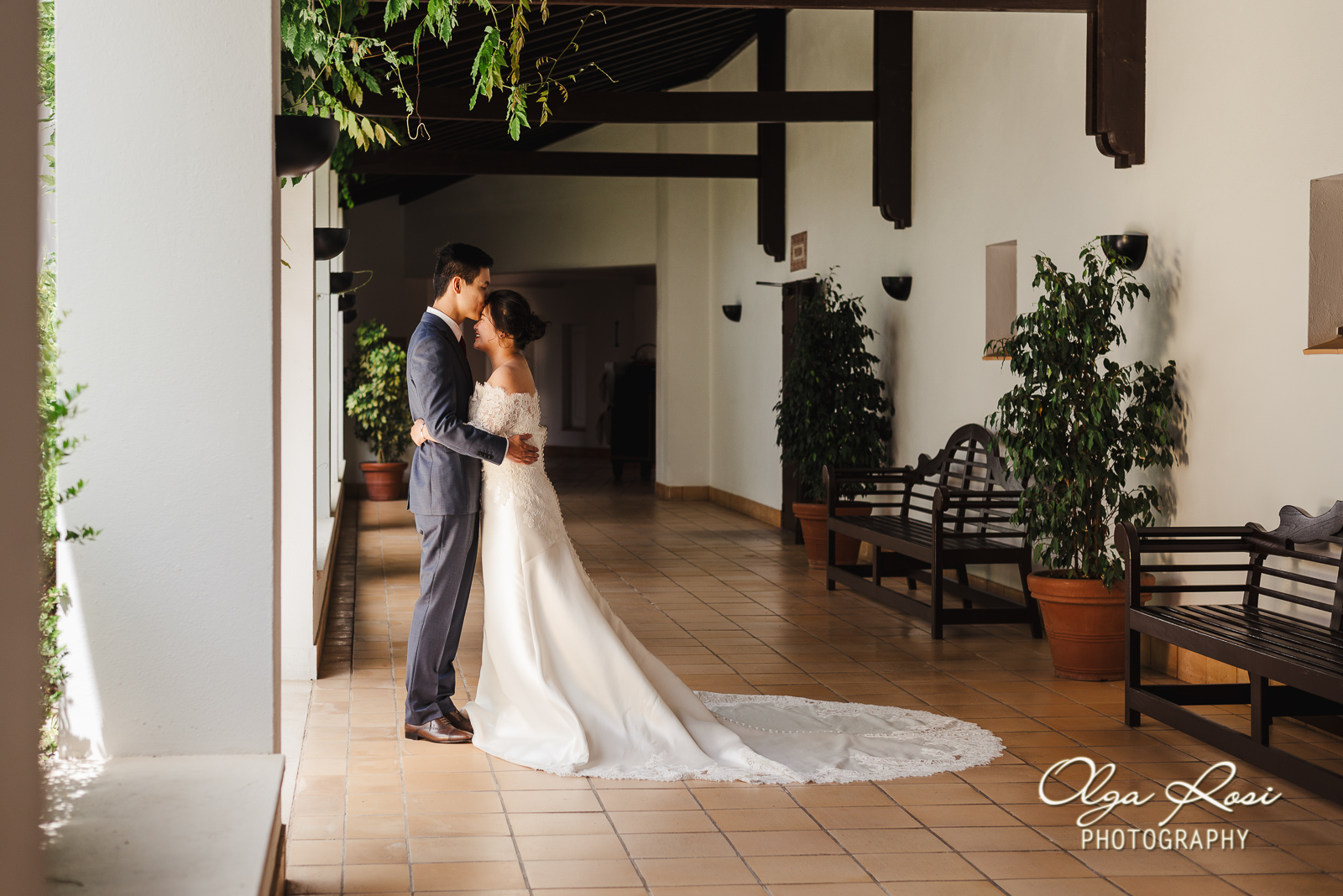 Wedding photographer at Pine Cliffs Resort, Algarve