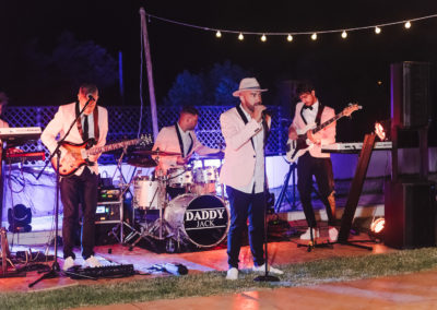 Daddy Jack band for weddings