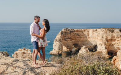 Engagement Photographer in the Algarve